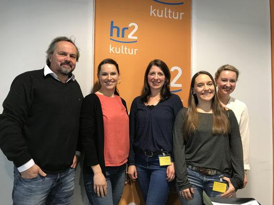 16.12.2017 Musikszene Hessen HR, Fotografin: Christine Bär