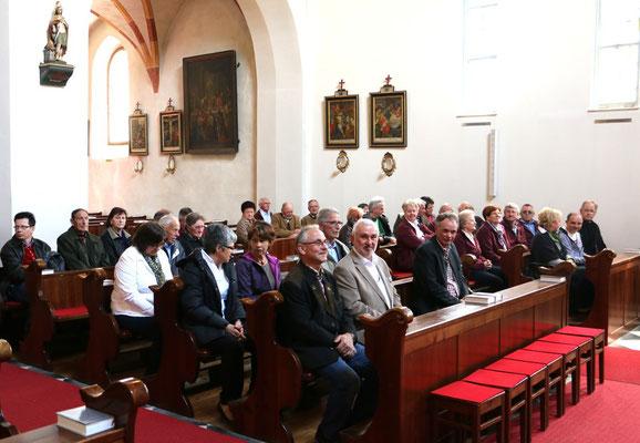 Hl.Messe in unserer Stadtpfarrkirche Maria im Dorn