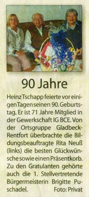 Stadtspiegel 30.04.2019