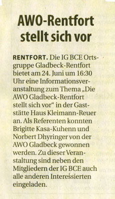 Stadtspiegel 18.06.2016
