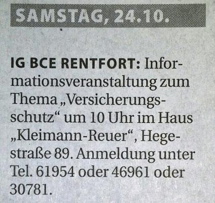 Stadtspiegel 24.10.2015