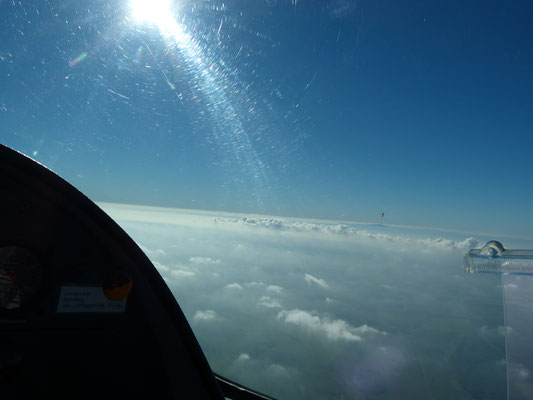 Über den Wolken - Air Smaragd