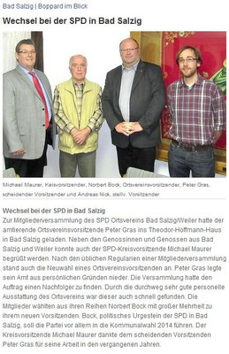 Boppard im Blick vom 29.05.2013