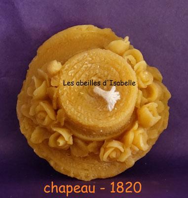 chapeau - 1820