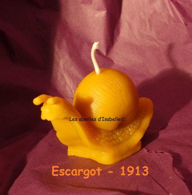 Escargot -1913