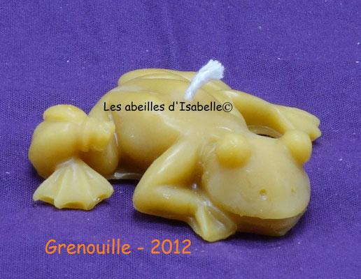 Grenouille - 2012
