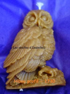 Hibou profil Réf 1730