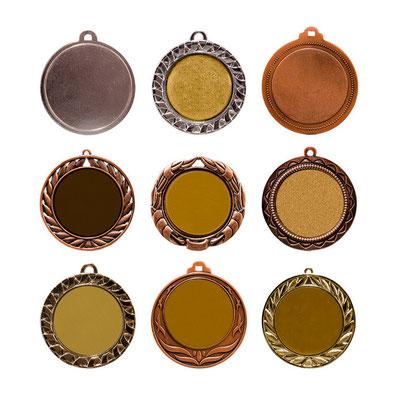 Medaillen_Beispiele