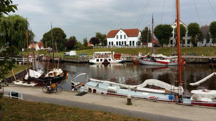 Museumshafen von Carolinensiel