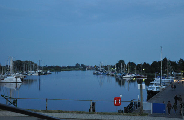 Yachthafen von Harlesiel