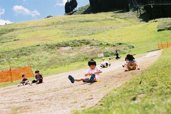 若杉高原おおやスキー場&キャンプ場