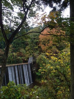 南太平ダム湖公園キャンプ場