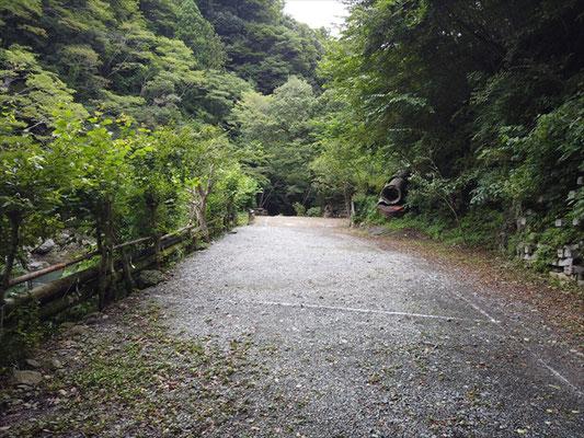 大渡キャンプ場