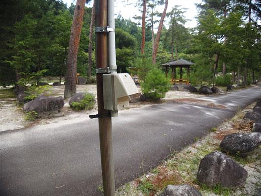 塔の岩オートキャンプ場