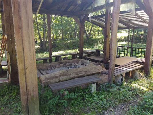 會津いろり山キャンプ場