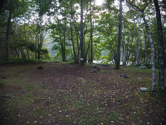 ふれあいの森キャンプ場