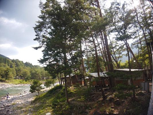 宮島キャンプ場