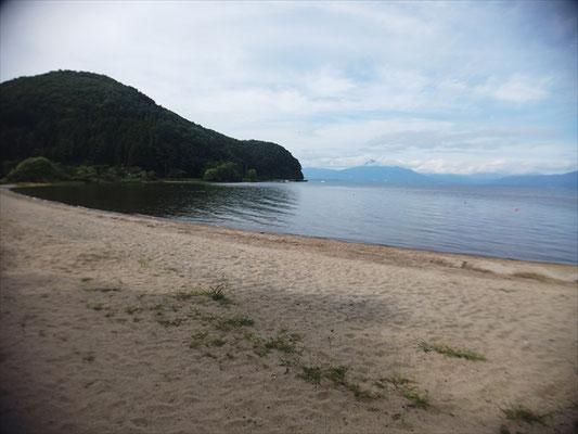 秋山浜キャンプ場