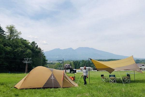 パラダキャンプ場