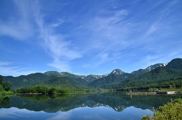 休暇村笹ヶ峰キャンプ