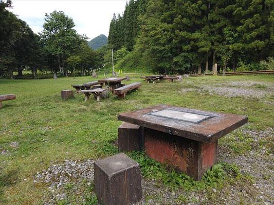 久川ふれあい広場キャンプ場