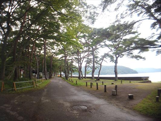 舟津公園キャンプ場