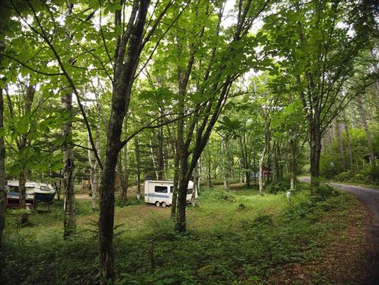 AIMIX自然村 南乗鞍オートキャンプ場