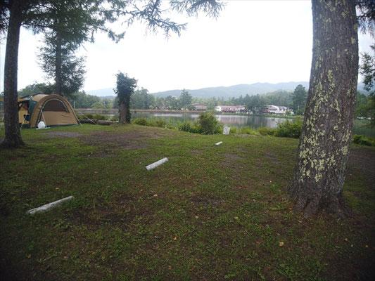 蓼の花キャンプ場