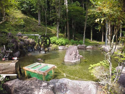 付知峡 本谷オートキャンプ場