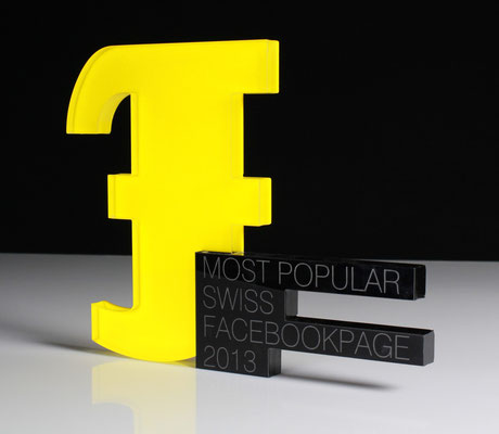Most Popular Swiss Facebook Page