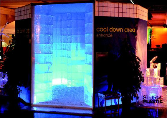 Eisraum aus GEO Brick by GEOtec