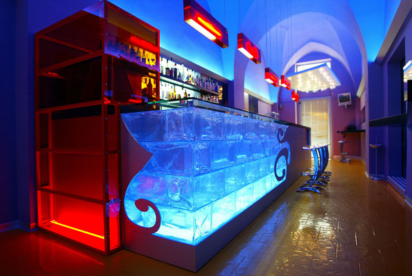 Eisbar Installation (Agon Cafe)