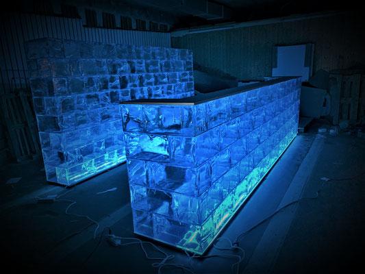Eisbar K8 + Eiswand K2