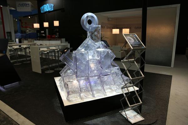 Eispyramide by GEOtec