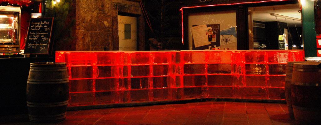 Eisbar aus GEO Brick (Innsbrucker Christkindlmarkt)