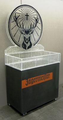 Acrylglas Eisdesign
