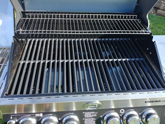 Rösle Gasgrill Videro G4 : Neuer grill rösle videro g s grillforum bbq und grillforum