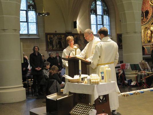 HL. Messe in Hl.Geist
