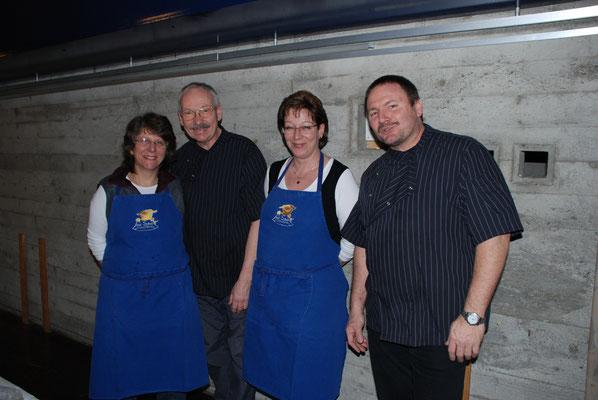 Unser Kochteam der Säulikantine