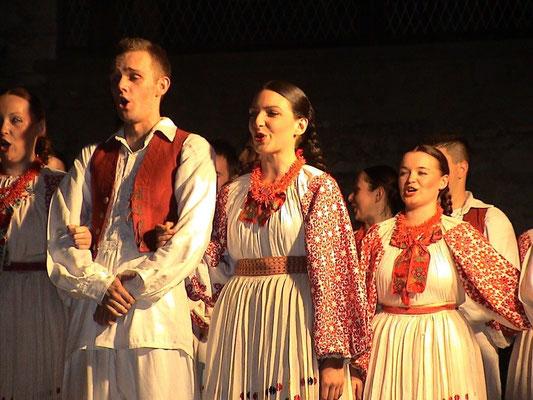 Kroatien - Tradiotionelle Tänze Insel Murter Betina