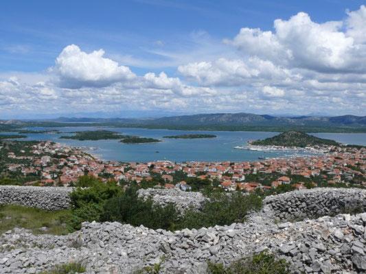 Kroatien - Insel Murter Kornaten