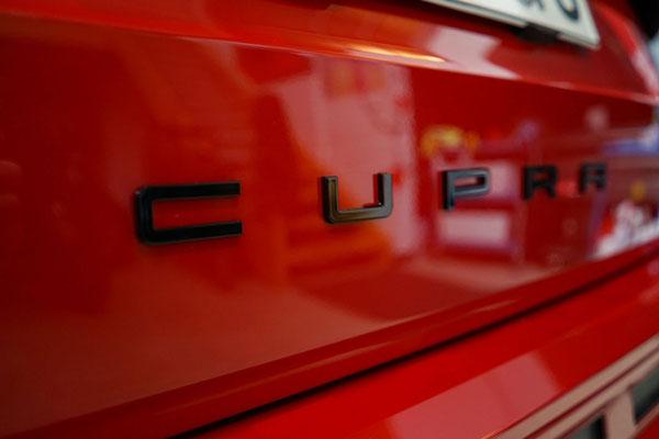 Seat Cupra 2020