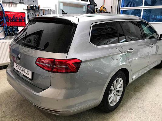 VW Passat Variant Scheibentönung mit beeindruckende Ästhetik.