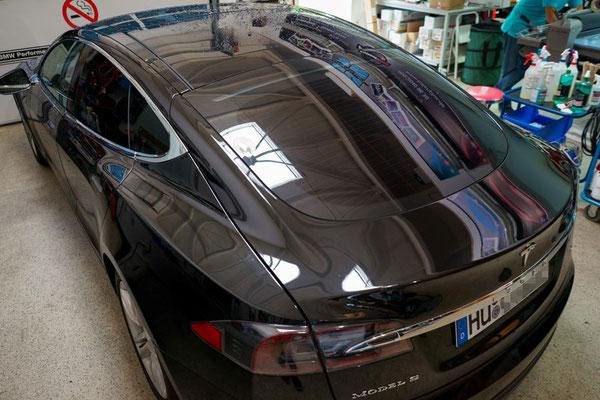 Scheiben tönen | Tesla Model S | Erlensee
