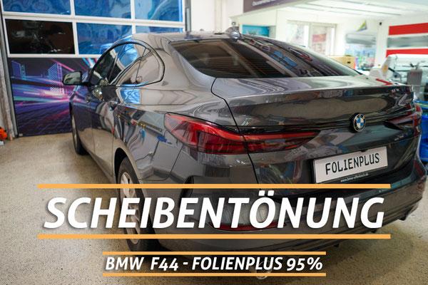 Scheibentönung 95% Offenbach FolienPlus