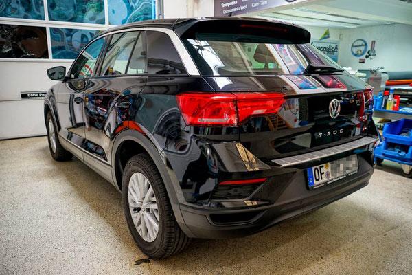 Scheibentoenung VW T-Roc 85%