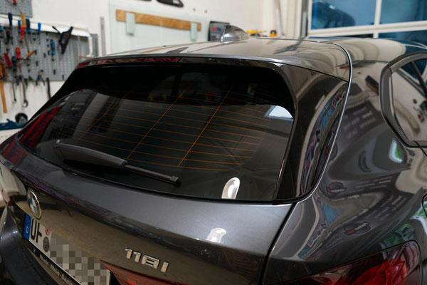 Sonnenschutzfolierung F40 BMW