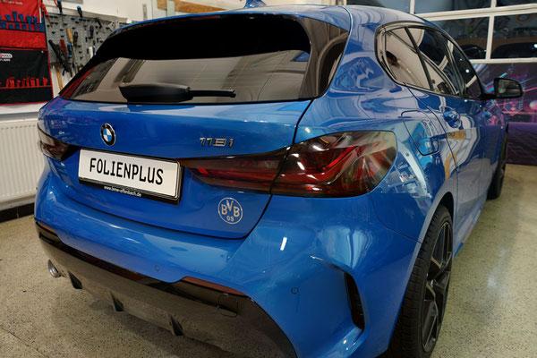 BMW 1 Series Window Tinting Frankfurt