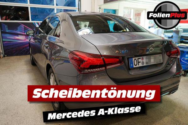 Scheibentoenung Mercedes A-Klasse Limousine - Sprendlingen