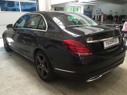 Vorher / Mercedes C-Klasse W205 / aus Rodgau